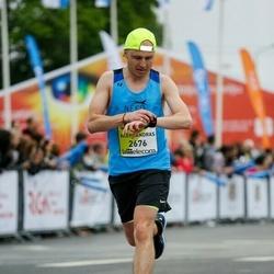 The 26th Lattelecom Riga Marathon - Aleksandras Kučinskis (2676)