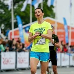 The 26th Lattelecom Riga Marathon - Kristiina Nurk (2693)