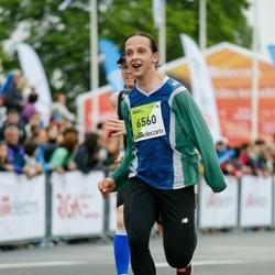 The 26th Lattelecom Riga Marathon - Mārtiņš Krūze (6560)