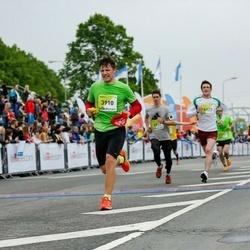 The 26th Lattelecom Riga Marathon - Guntars Logins (3910)