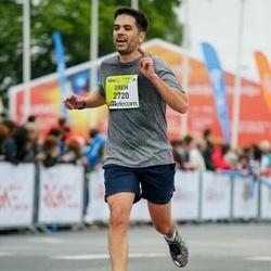 The 26th Lattelecom Riga Marathon - Oren Murphy (2720)