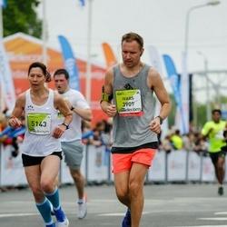 The 26th Lattelecom Riga Marathon - Ivars Zaļkalns (3909)