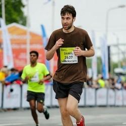 The 26th Lattelecom Riga Marathon - Daniil Bulitkin (2637)
