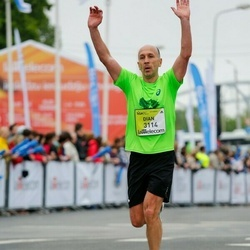 The 26th Lattelecom Riga Marathon - Diana Dubikaltiene (3114)