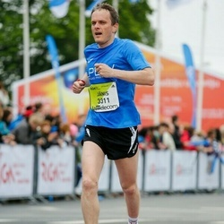 The 26th Lattelecom Riga Marathon - Jānis Muratovs (3311)