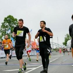 The 26th Lattelecom Riga Marathon - Kaspars Vāvers (3883)