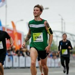 The 26th Lattelecom Riga Marathon - Gvido Kalniņš (6340)