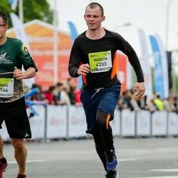 The 26th Lattelecom Riga Marathon - Mārcis Skroderēns (4333)