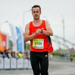 The 26th Lattelecom Riga Marathon - Kārlis Freimanis (5105)