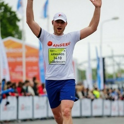 The 26th Lattelecom Riga Marathon - Armands Vimba (3410)