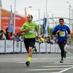 The 26th Lattelecom Riga Marathon - Artūrs Topecs (5475)
