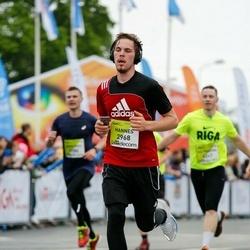 The 26th Lattelecom Riga Marathon - Hannes Schaletzky (2968)