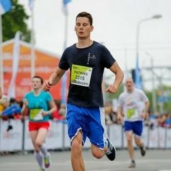 The 26th Lattelecom Riga Marathon - Patriks Strazdiņš (3315)