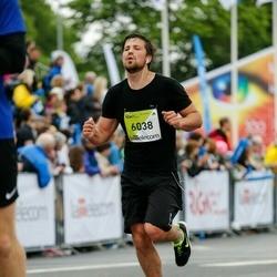 The 26th Lattelecom Riga Marathon - Dmitrijs Udovkins (6038)