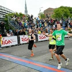The 26th Lattelecom Riga Marathon - Darius Gruzdys (6472)
