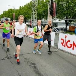 The 26th Lattelecom Riga Marathon - Timo Poikkimäki (1314)