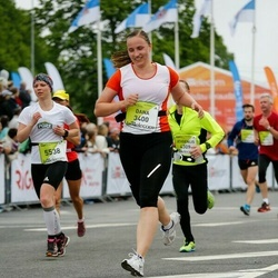 The 26th Lattelecom Riga Marathon - Dana Zandersone (3400)