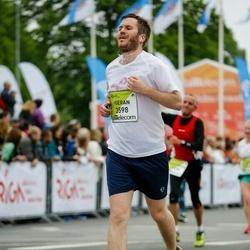 The 26th Lattelecom Riga Marathon - Kieran Nolan (3598)