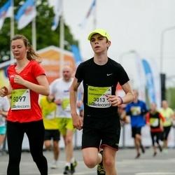 The 26th Lattelecom Riga Marathon - Aleksandrs Artūrs Ļūļe (3013)