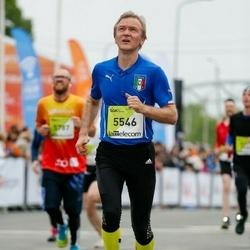 The 26th Lattelecom Riga Marathon - Janeck Uibo (5546)