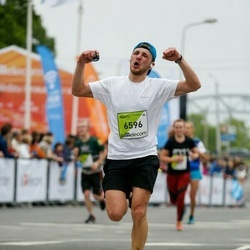The 26th Lattelecom Riga Marathon - Siarhei Rusak (6596)
