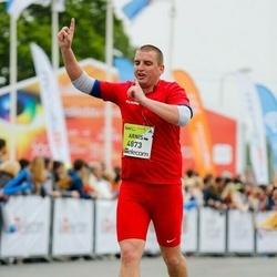 The 26th Lattelecom Riga Marathon - Arnis Lukašenoks (4873)