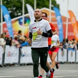 The 26th Lattelecom Riga Marathon - Aleksandrs Morozovs (3597)