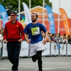 The 26th Lattelecom Riga Marathon - Paulo Lemos Díaz (5302)