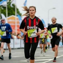The 26th Lattelecom Riga Marathon - Jekaterina Bucko (5199)