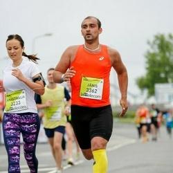 The 26th Lattelecom Riga Marathon - Jānis Straukmanis (3362)