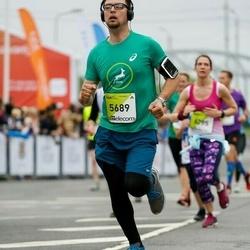 The 26th Lattelecom Riga Marathon - Māris Lūsis (5689)