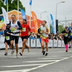 The 26th Lattelecom Riga Marathon - Artjoms Čabaņenko (6304), Jānis Ābols (6471)