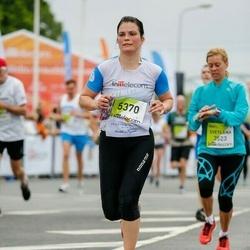 The 26th Lattelecom Riga Marathon - Līga Berķe (5370)