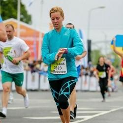 The 26th Lattelecom Riga Marathon - Svetlana Priščepova (3523)