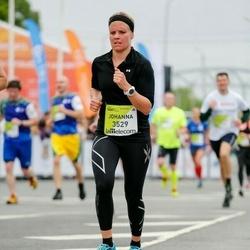 The 26th Lattelecom Riga Marathon - Johanna Aromaa (3529)