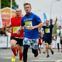 The 26th Lattelecom Riga Marathon - Atis Sīlis (6143)