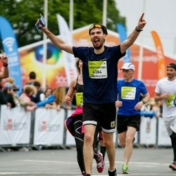 The 26th Lattelecom Riga Marathon - Konstantins Levsha (4384)
