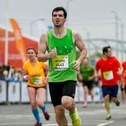 The 26th Lattelecom Riga Marathon - Intars Krūmiņš (4443)