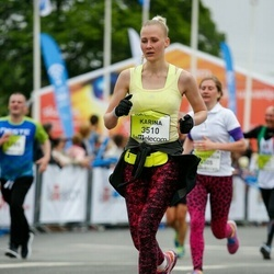 The 26th Lattelecom Riga Marathon - Karina Mijenko (3510)