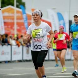 The 26th Lattelecom Riga Marathon - Daiga Krēsliņa (3897)