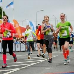 The 26th Lattelecom Riga Marathon - Sintija Usāne (4305), Ilona Kupre (5445)