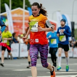 The 26th Lattelecom Riga Marathon - Ieva Andersone (5699)