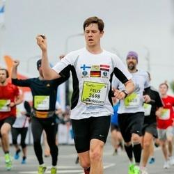 The 26th Lattelecom Riga Marathon - Felix Neumeier (3698)