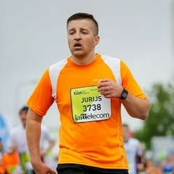The 26th Lattelecom Riga Marathon - Jurijs Dubovskis (3738)