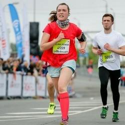 The 26th Lattelecom Riga Marathon - Selina Denise Trapp (4559)