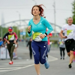 The 26th Lattelecom Riga Marathon - Diāna Garda (3096)