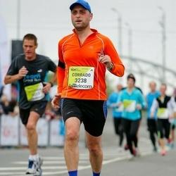 The 26th Lattelecom Riga Marathon - Corrado Paoletti (3238)