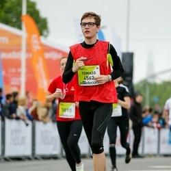 The 26th Lattelecom Riga Marathon - Tomass Liepiņš (4562)