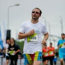 The 26th Lattelecom Riga Marathon - Maksims Birjuļins (6020)