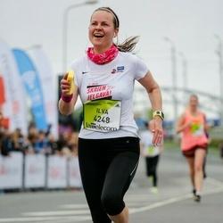 The 26th Lattelecom Riga Marathon - Ilva Sinkēviča (4248)